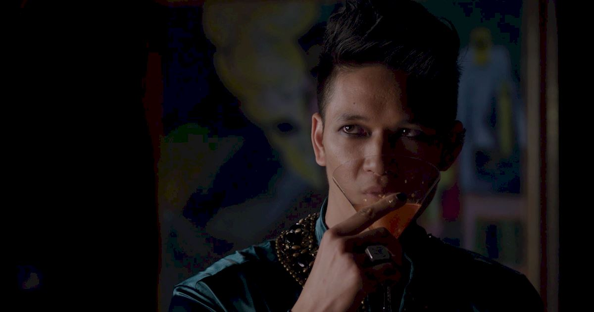 Shadowhunters - You Know Magnus Bane Is Angry When... - 1014