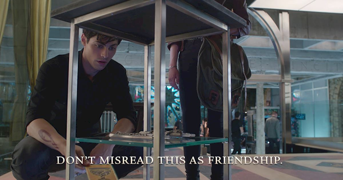 Shadowhunters - 23 Moments That Defined Clalec's Unusual Friendship - 1025