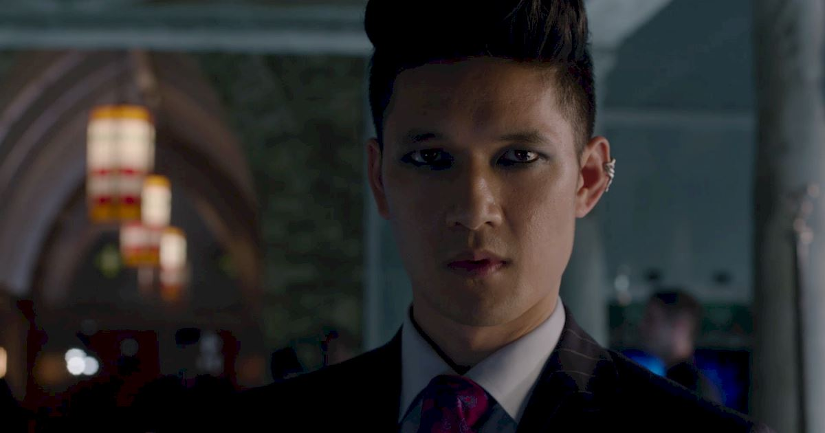 Shadowhunters - The Best Dirty Looks Of Season One: Part 2 - 1016