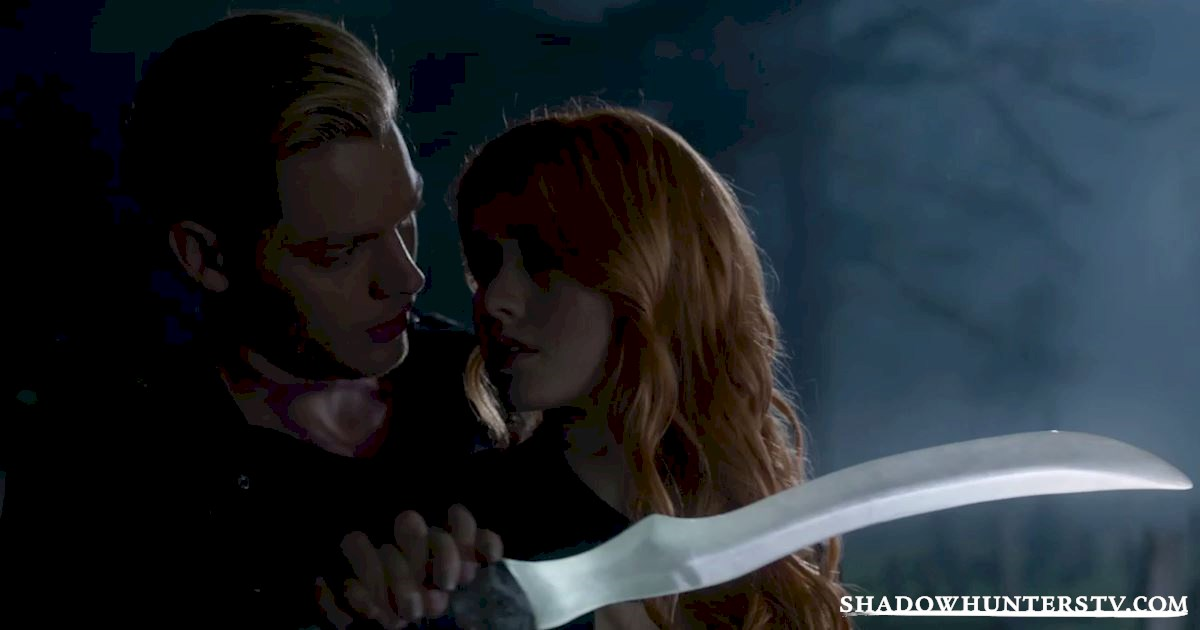 "Shadowhunters - Episode 103: ""Dead Man's Party"" Official Recap - 1010"