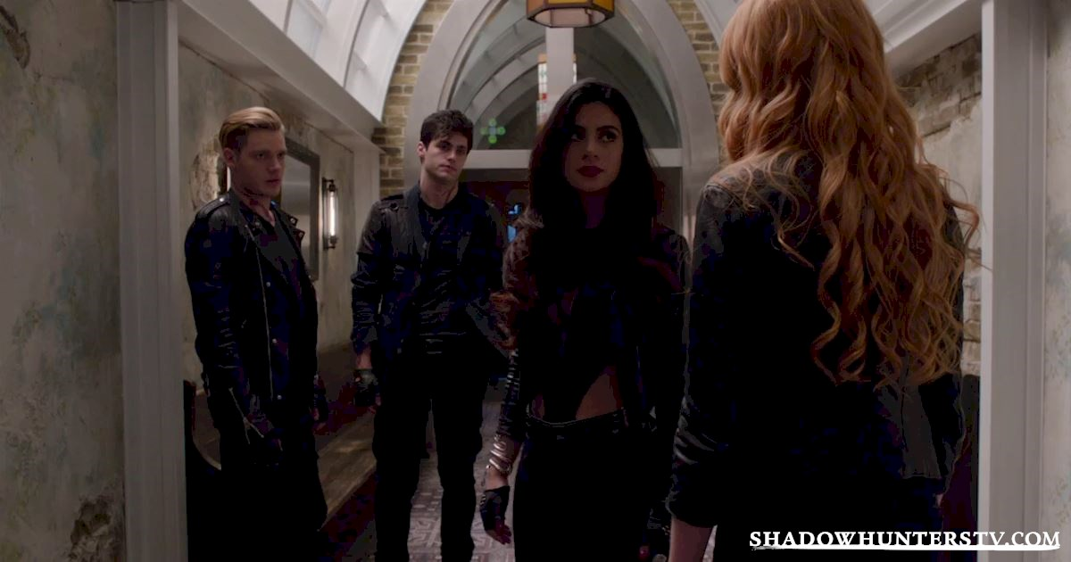 "Shadowhunters - Episode 103: ""Dead Man's Party"" Official Recap - 1002"