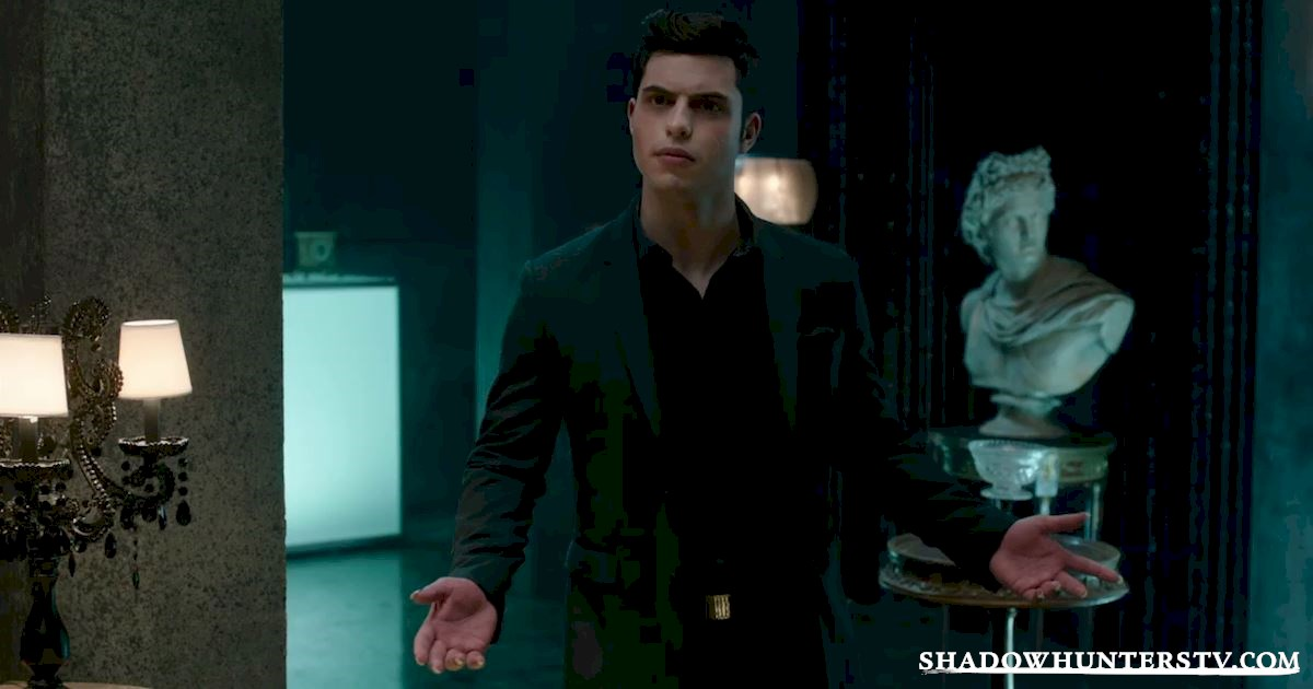 Shadowhunters - [QUIZ] How Closely Did You Watch Episode Three? - 1001