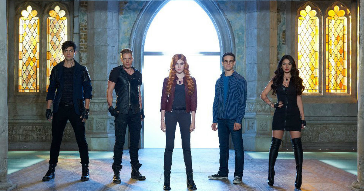 Shadowhunters - Do You Have The Perfect Shadowhunters Halloween Costume Planned? Show Us! - 1001