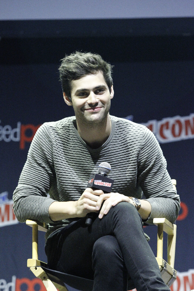 Shadowhunters - The Shadowhunters Stars Were At NYCC And We've Got The Photos To Prove It! - 1014