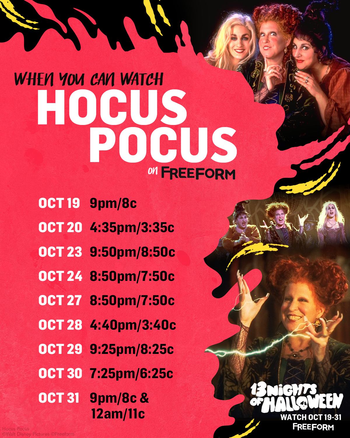 Shadowhunters - The Shadowhunters Cast Are Just As Obsessed With Hocus Pocus As You Are! - 1013