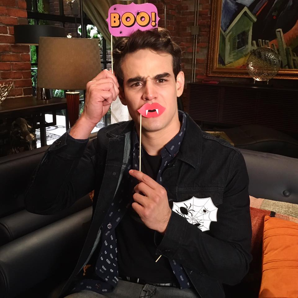 Shadowhunters - Here Are 8 Amazing Shadowhunters Cast Photos To Get You Buzzed For Halloween! - 1006