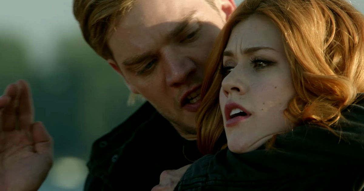 Shadowhunters - The New Season 2 Trailer And Our Complete Breakdown Of What It Really Means! - 1015