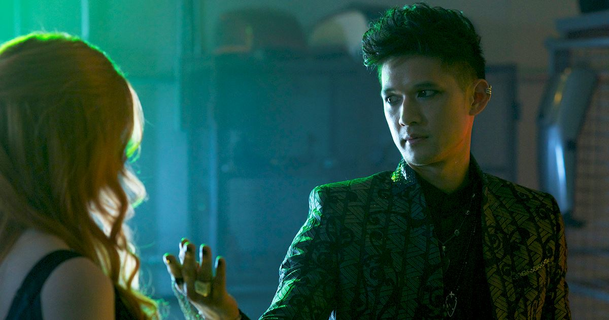 Shadowhunters - [PHOTOS] Amazing Photos from Episode Four's Downworlder Rave! - 1011