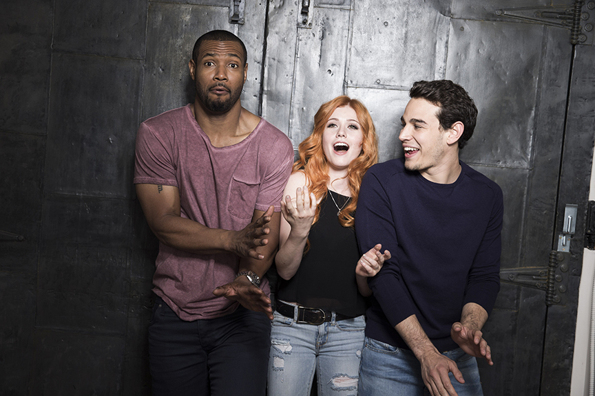 Shadowhunters - Shadowhunters Is Nominated For A People's Choice Award! It's About Time! - 1003