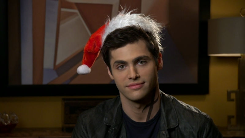 Shadowhunters - The Shadowhunters Cast Wants To Wish You A Merry Christmas! - Thumb