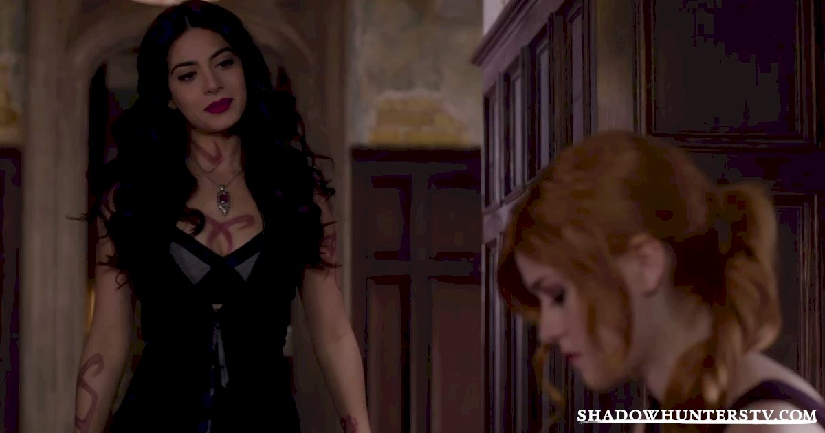 Shadowhunters - 30 Big Things We Learned From Episode Five - 1003