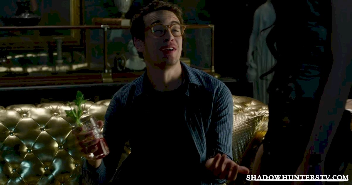 Shadowhunters - Happy Birthday To Everybody's Favorite Mundie Alberto Rosende! - 1003