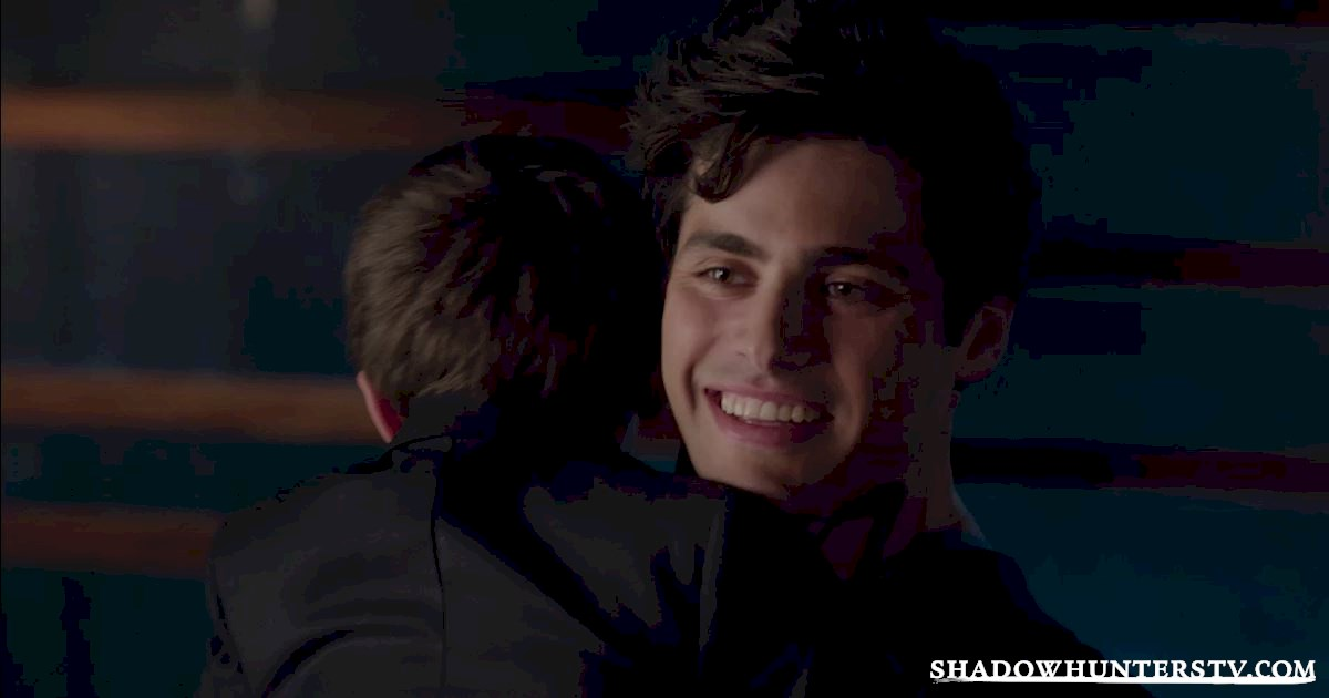 Shadowhunters - Episode Six: Check Out These Adorable Photos Of The Lightwood Family - 1007