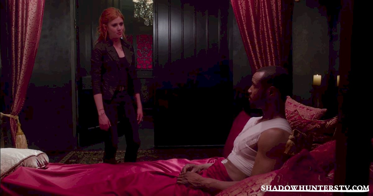 "Shadowhunters - Episode 106: ""Of Men and Angels"" Official Recap - 1028"