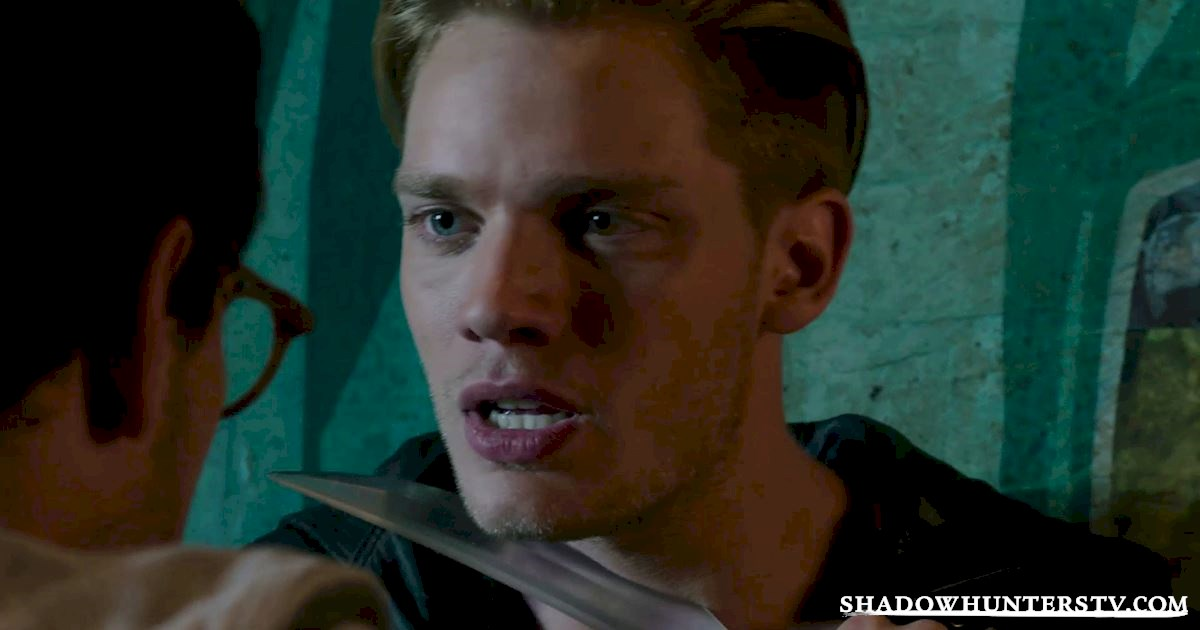 "Shadowhunters - Episode 106: ""Of Men and Angels"" Official Recap - 1008"