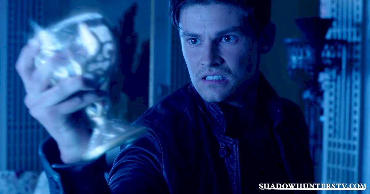 "Shadowhunters - Episode 106: ""Of Men and Angels"" Official Recap - 1014"