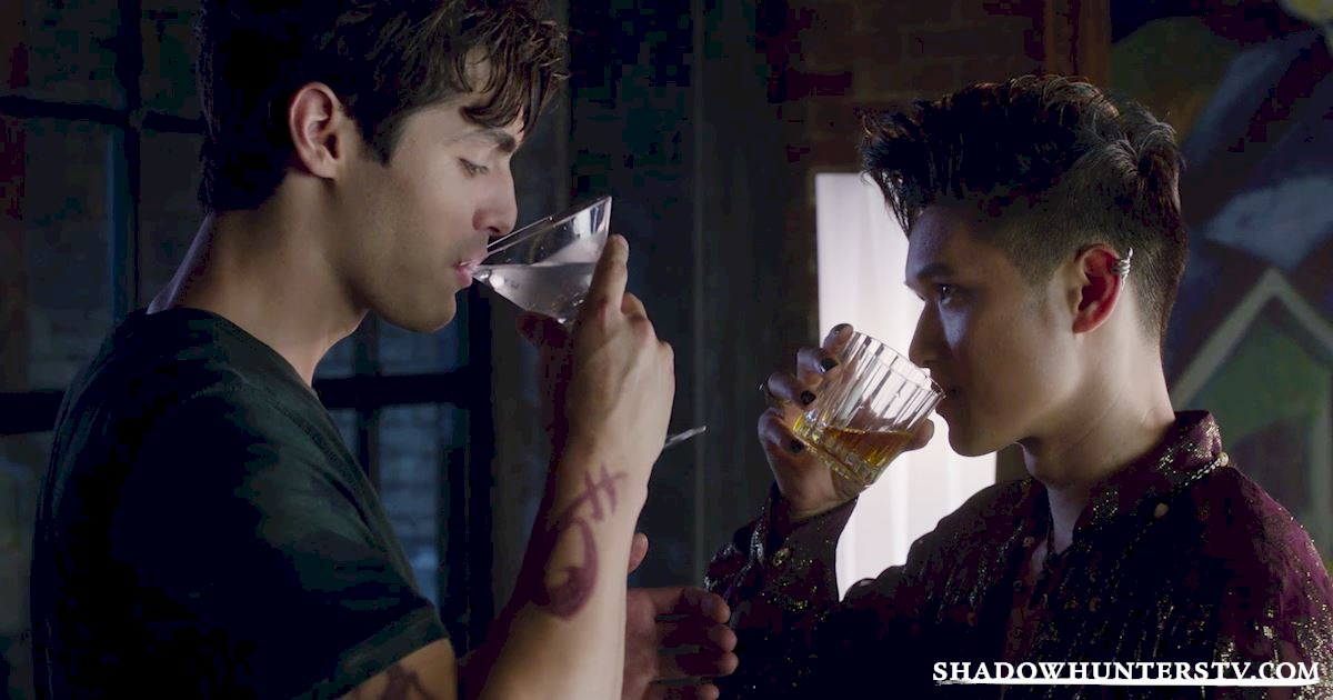 "Shadowhunters - Episode 106: ""Of Men and Angels"" Official Recap - 1032"