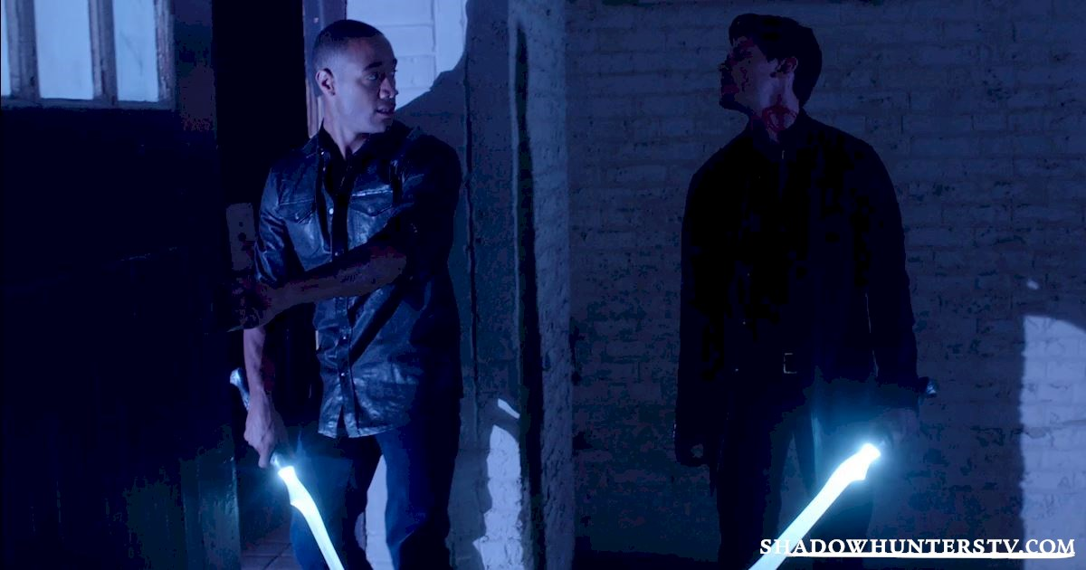 "Shadowhunters - Episode 106: ""Of Men and Angels"" Official Recap - 1030"
