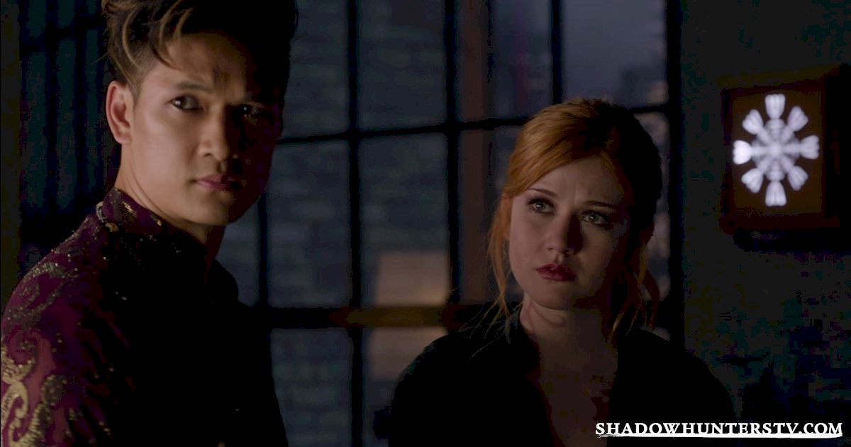 "Shadowhunters - Episode 107: ""Major Arcana"" Official Recap - 1002"