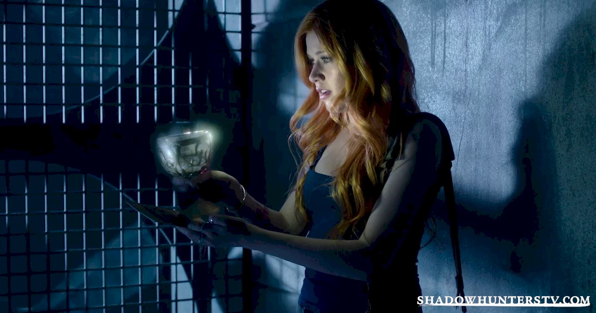 "Shadowhunters - Episode 107: ""Major Arcana"" Official Recap - 1017"