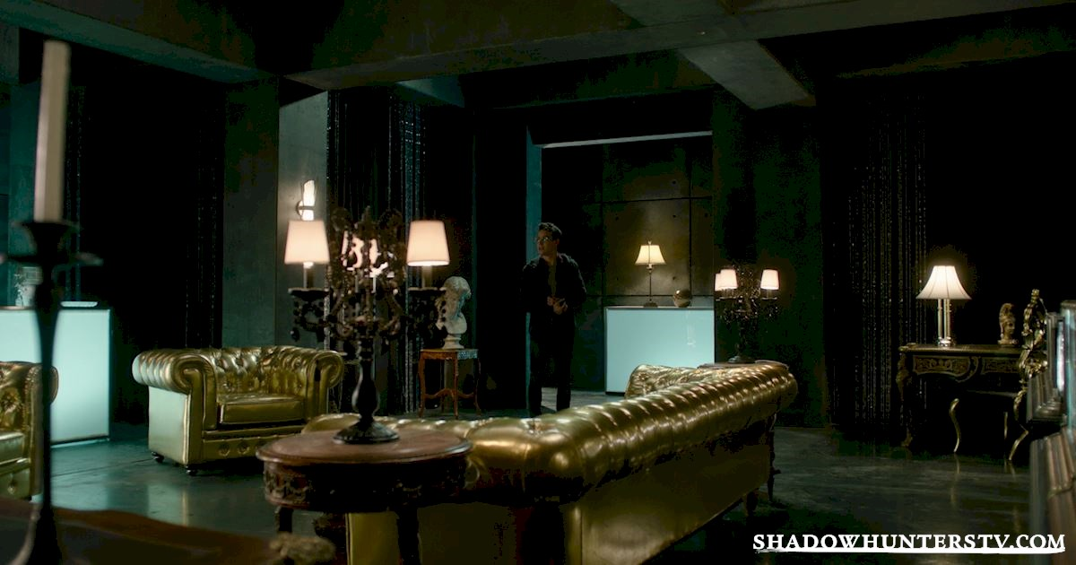 "Shadowhunters - Episode 107: ""Major Arcana"" Official Recap - 1019"