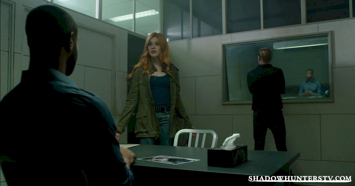 "Shadowhunters - Episode 107: ""Major Arcana"" Official Recap - 1006"