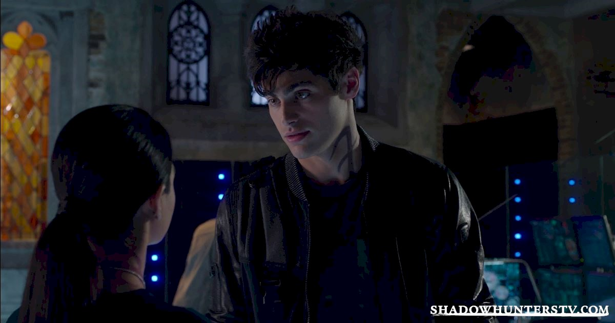 "Shadowhunters - Episode 107: ""Major Arcana"" Official Recap - 1008"