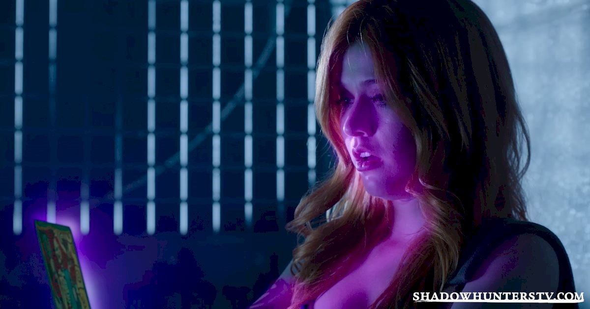 Shadowhunters - 31 Awesome Things We Learned From Episode Seven  - 1026