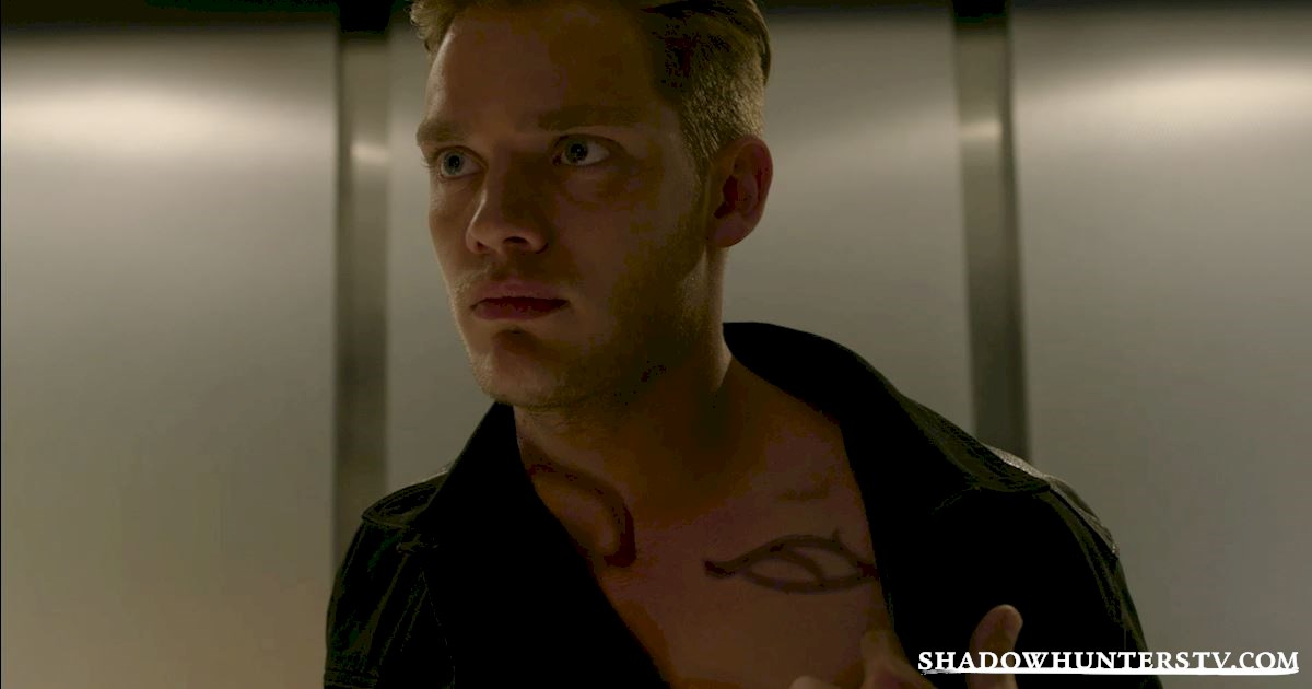 Shadowhunters - Episode 107: Did You Miss These 16 Amazing Moments? - 1012