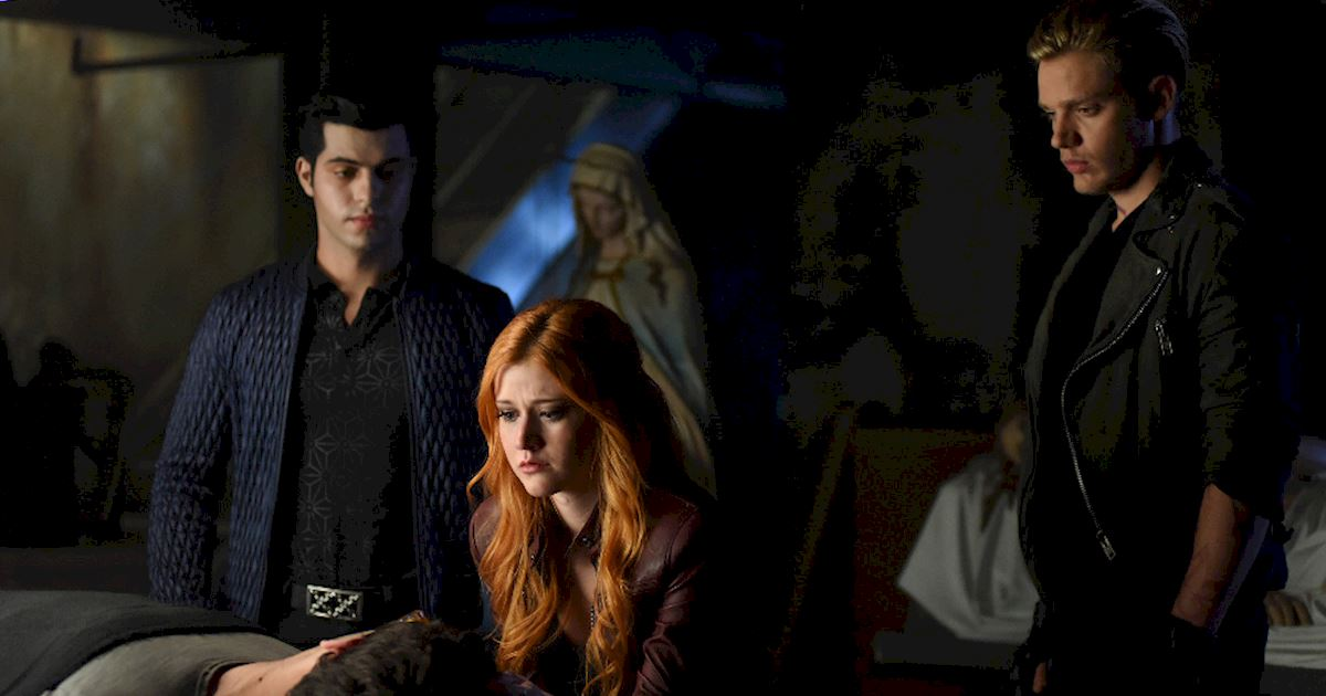 Shadowhunters - [PHOTOS] Incredible Photos From Episode Eight Of Shadowhunters! - 1002