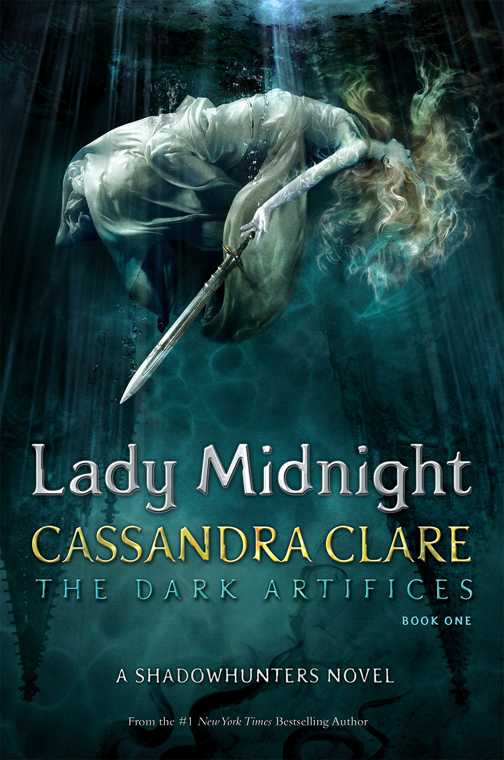 Shadowhunters -  Lady Midnight Chapter One: A Shadowhunterstv.com Exclusive! - 1003