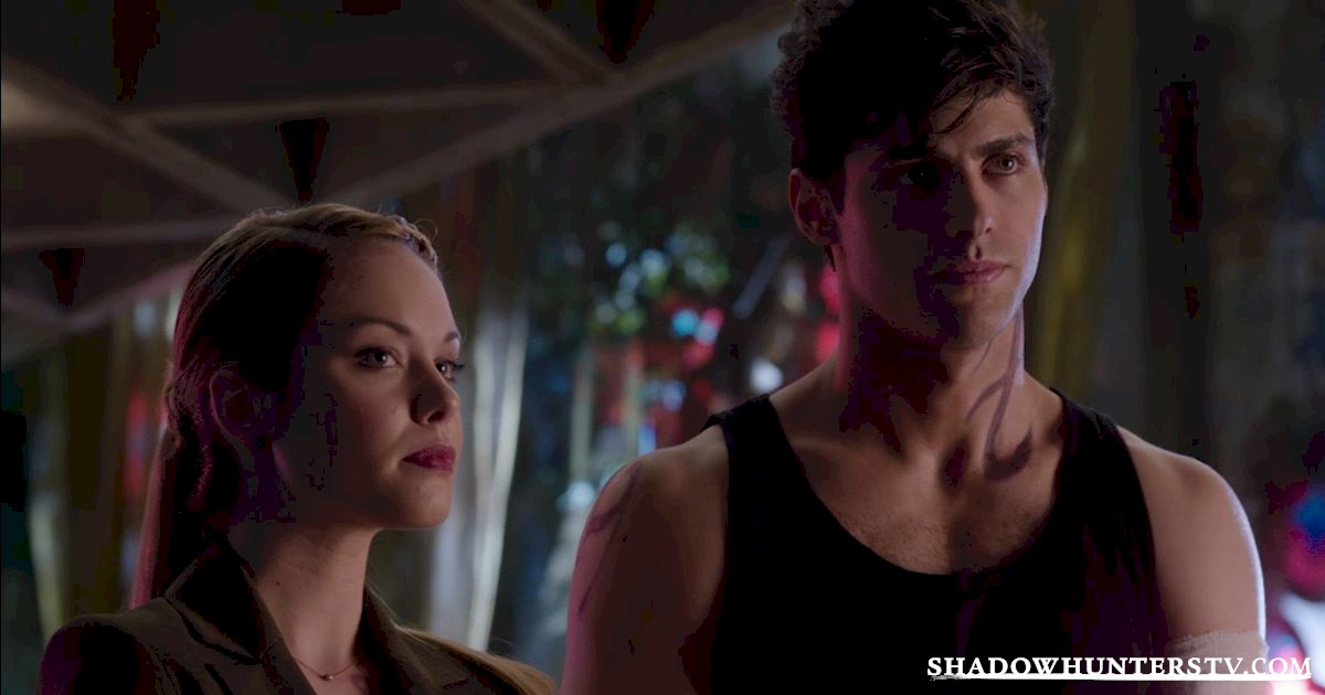 Shadowhunters - Episode 9: So What's The Deal With Lydia Branwell? - 1003