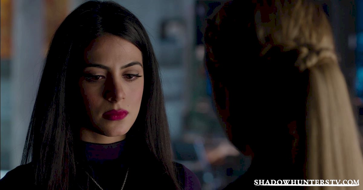 Shadowhunters - Episode 9: So What's The Deal With Lydia Branwell? - 1004