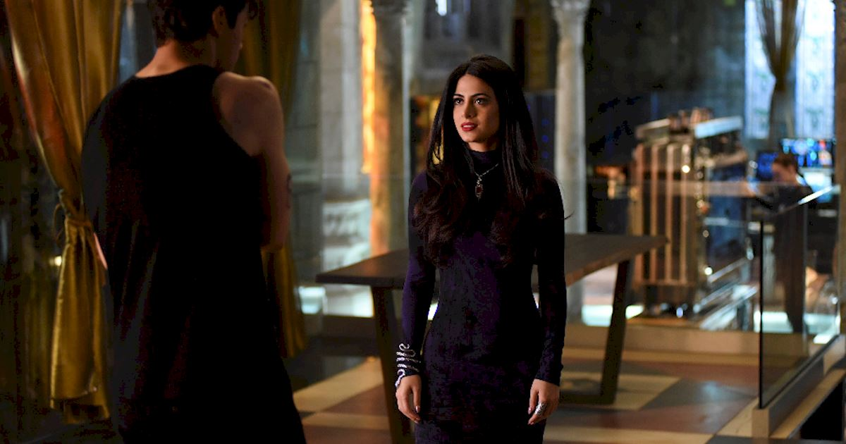 Shadowhunters - Spectacular Set Photos From Episode Nine Of Shadowhunters - 1018