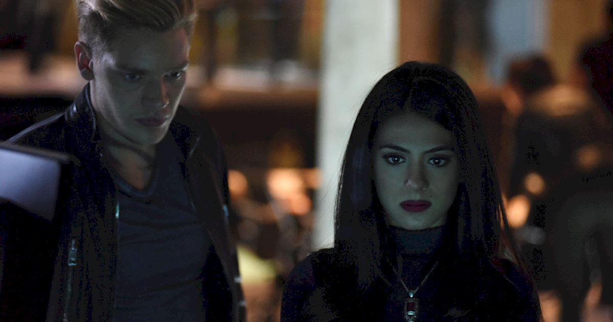 Shadowhunters - Spectacular Set Photos From Episode Nine Of Shadowhunters - 1010
