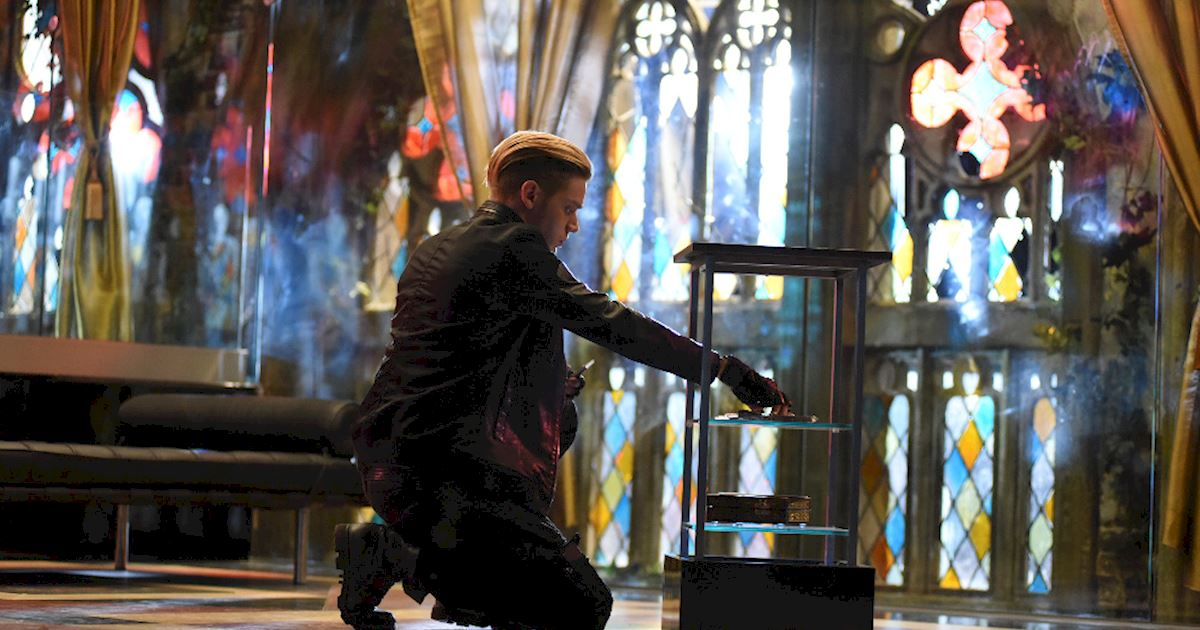 Shadowhunters - Spectacular Set Photos From Episode Nine Of Shadowhunters - 1023