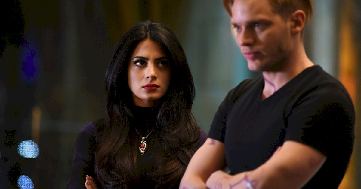 Shadowhunters - Spectacular Set Photos From Episode Nine Of Shadowhunters - 1014