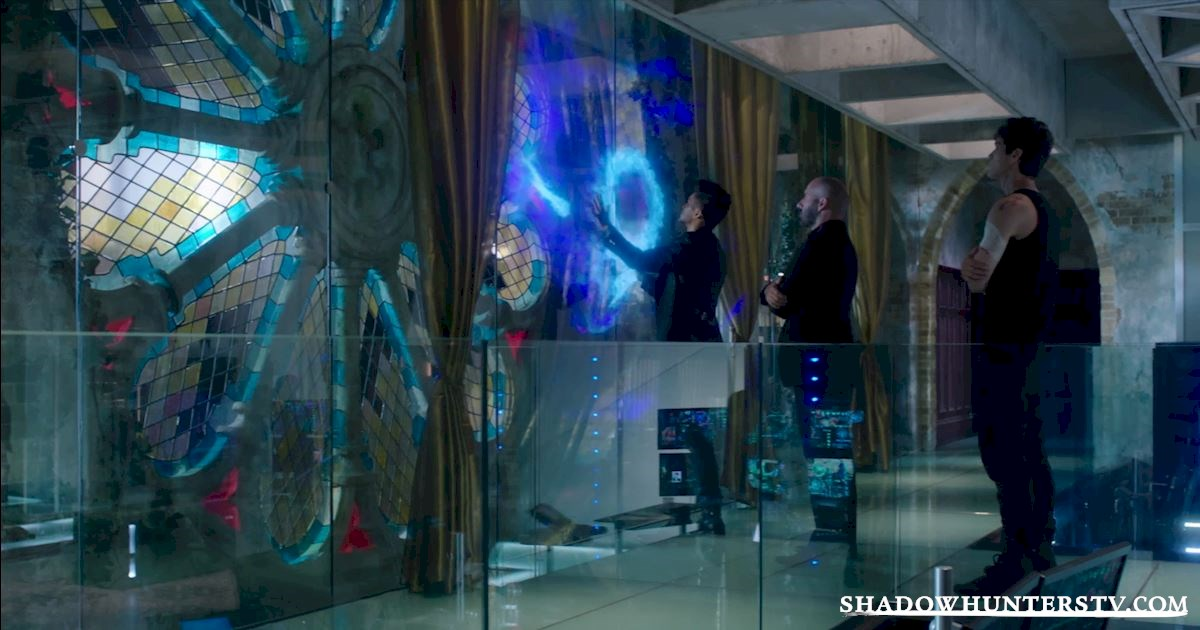 Shadowhunters - Odd Jobs: From Shadow World To Mundane World - 1002