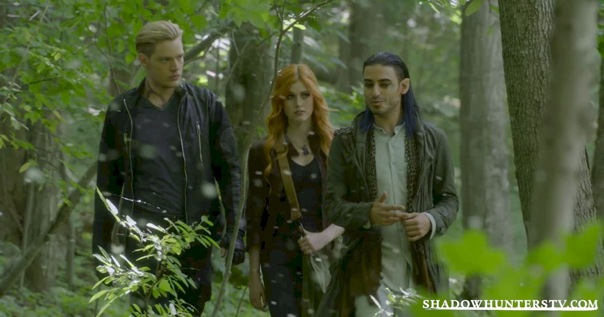 Shadowhunters - This World Inverted: Official Recap for Episode 10 - 1017