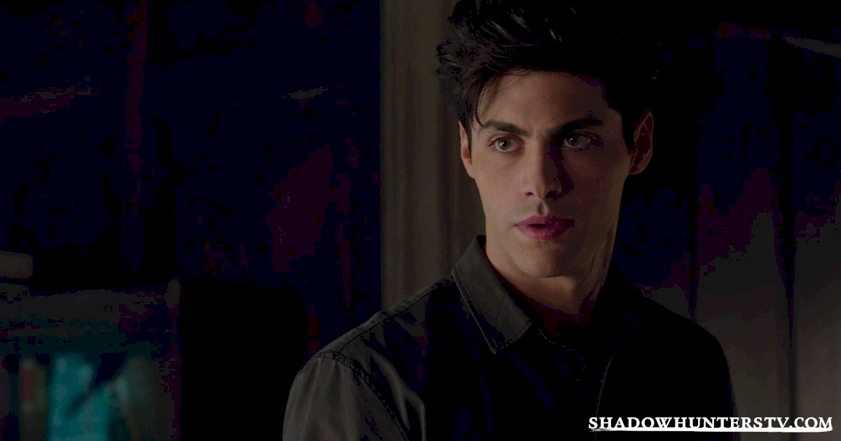 Shadowhunters - This World Inverted: Official Recap for Episode 10 - 1023