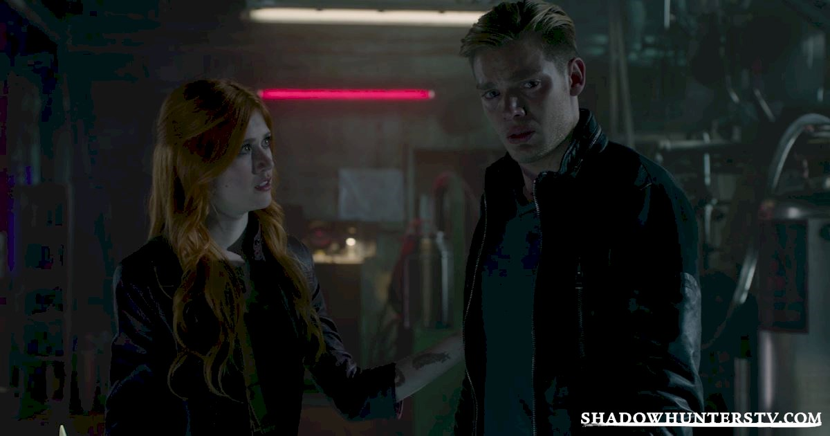 Shadowhunters - This World Inverted: Official Recap for Episode 10 - 1032