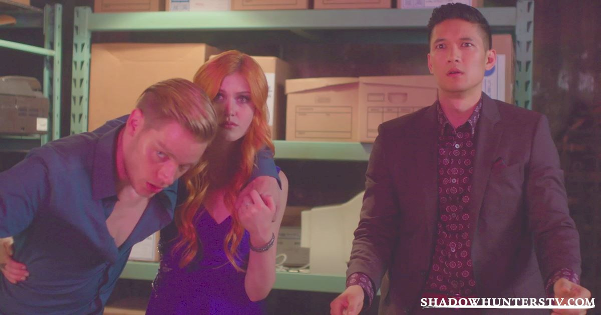Shadowhunters - This World Inverted: Official Recap for Episode 10 - 1030