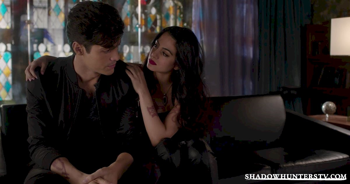 Shadowhunters - This World Inverted: Official Recap for Episode 10 - 1031