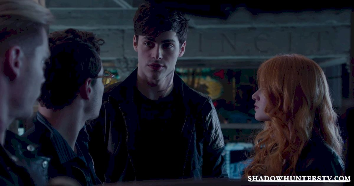 Shadowhunters - Shadowhunter Sass: The Best One-Liners Of The Season So Far! - 1007