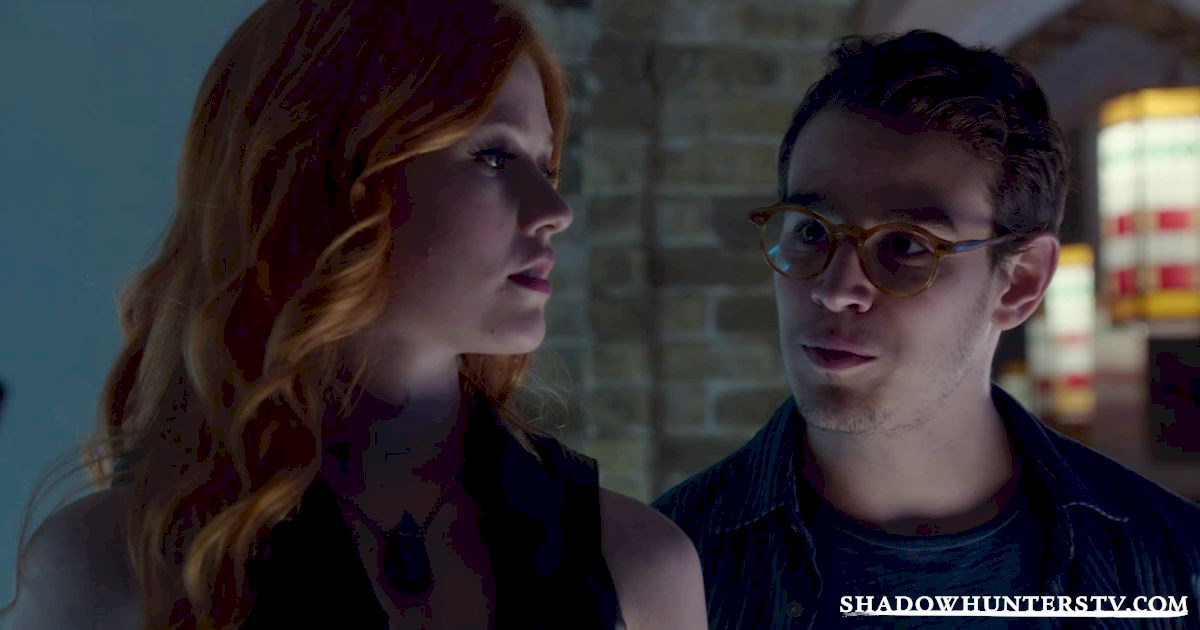 Shadowhunters - Shadowhunter Sass: The Best One-Liners Of The Season So Far! - 1006