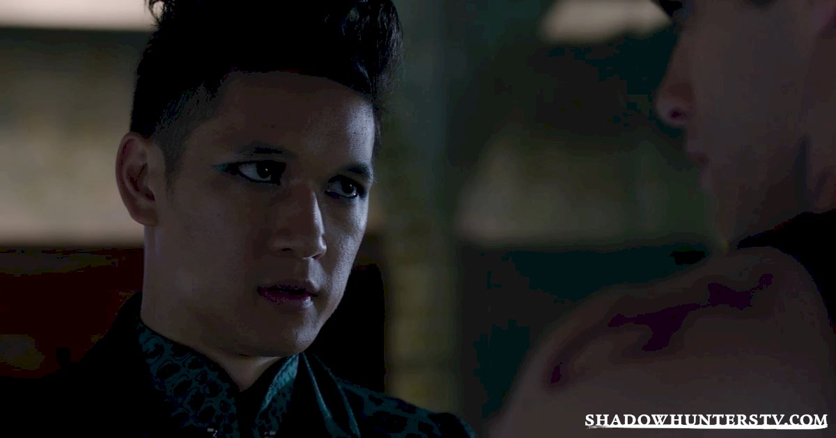 Shadowhunters - Shadowhunter Sass: The Best One-Liners Of The Season So Far! - 1032