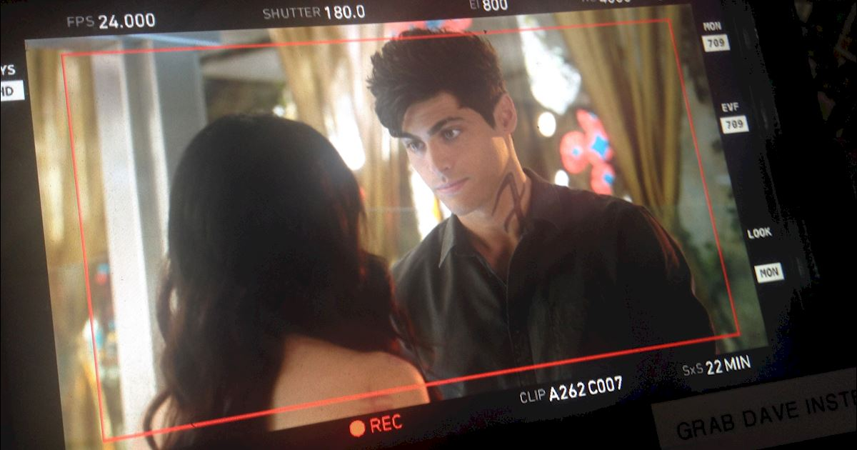 Shadowhunters - Behind The Scenes Photos From This World Inverted! - 1009