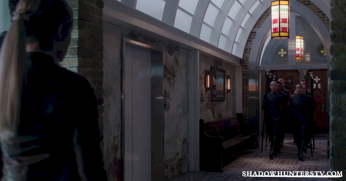 Shadowhunters - [EXCLUSIVE] Episode 11 Sneak Peek: Can Someone Stop Alec and Lydia's Marriage? - 1006