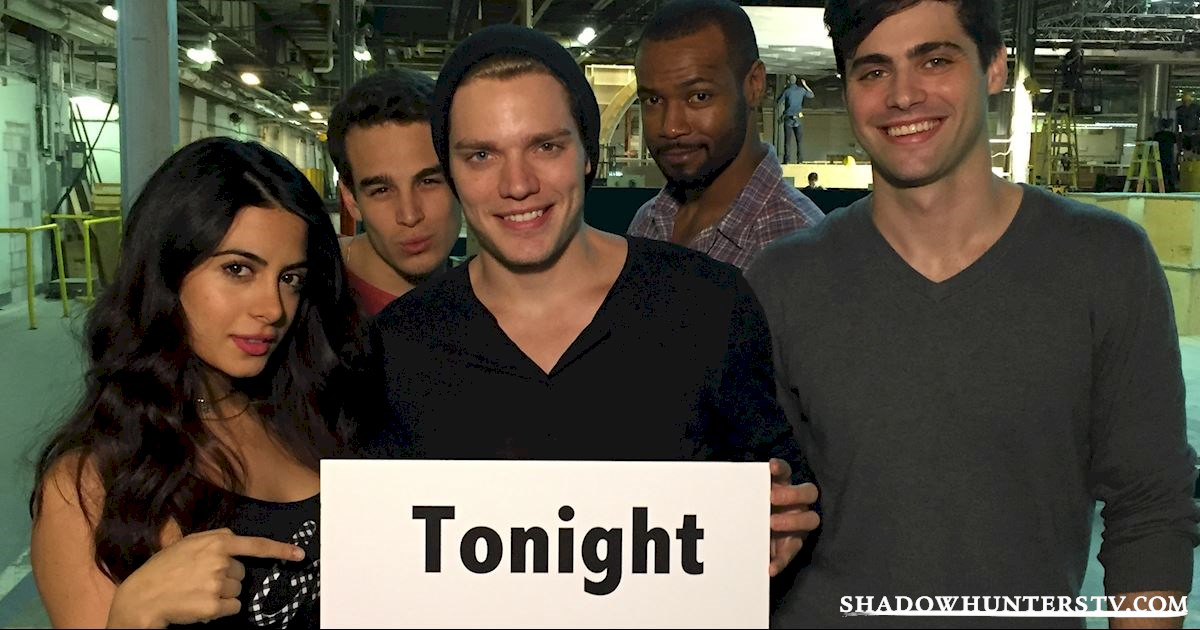 Shadowhunters - The Shadowhunters Premiere is TONIGHT! - 1002
