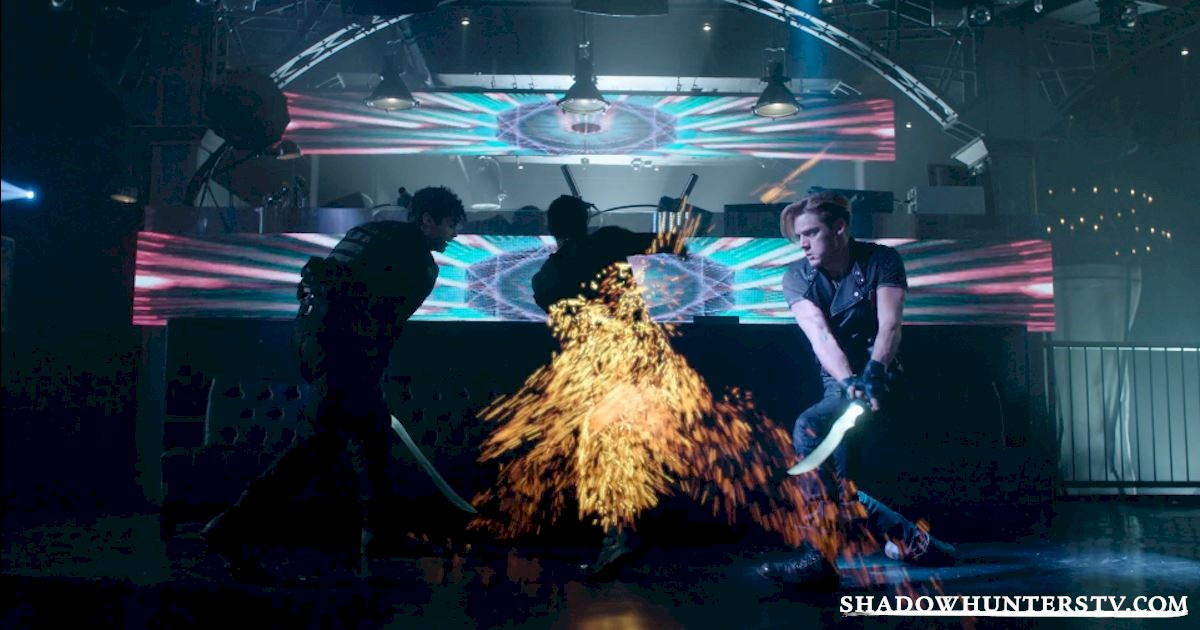Shadowhunters - 11 Reasons You Cannot Miss the Shadowhunters Premiere! - 1004